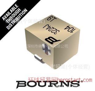 3224W-1-104E  BOURNS贴片系列电位器