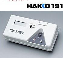 日本白光HAKKO191烙铁测温仪