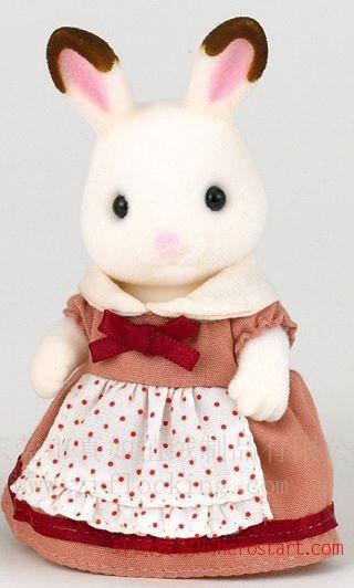 臻茹植绒厂提供兔子森林家族动物塑胶玩具植绒植毛