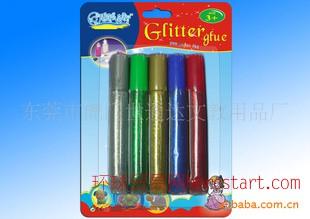 10.5ml 闪光胶水GLITTER GLUE供闪粉胶水供应商