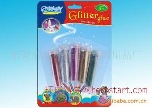 glitter glue闪光胶水金葱粉供应商02