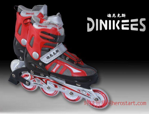迪尼克斯轮滑旱冰鞋溜冰鞋