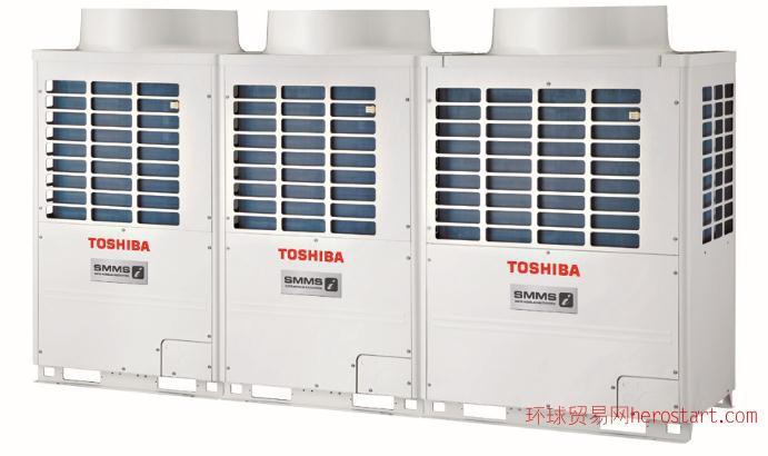 东芝商用中央空调直流变速多联机中央空调