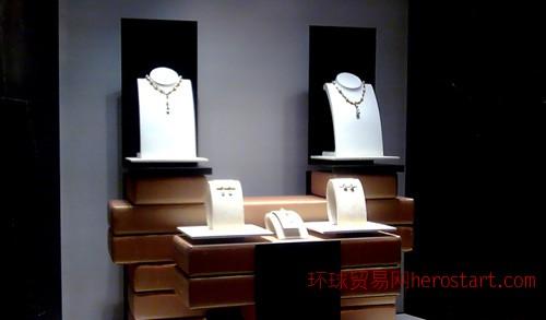 亮视点装饰设计师谈珠宝店设计装修