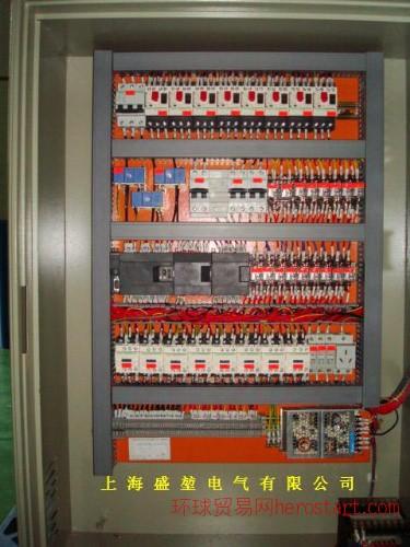上海PLC集中控制系统 电气成套 电气设计