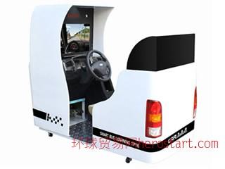 实训驾驶练车设备 汽车训练机价格
