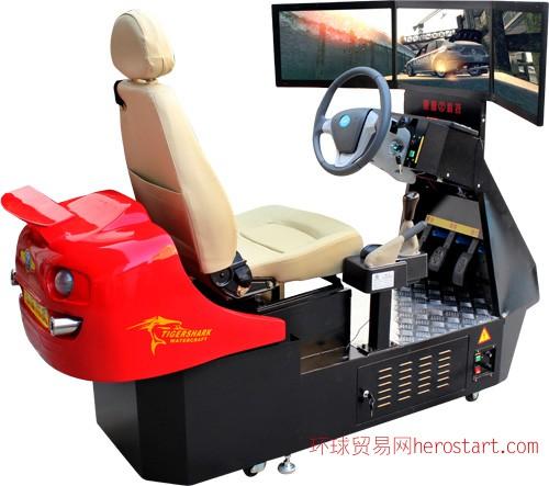 学车就选车灵通驾驶模拟器 让学车不再难
