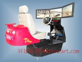 马年致富驾吧加盟 学车软件 机动车训练机