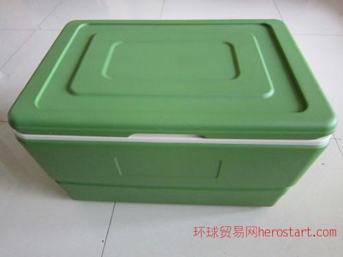 生鲜配送箱|有机蔬菜配送箱|海鲜运输箱33:L