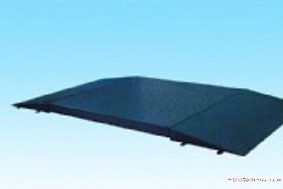SCS-PD型单双层电子地上衡