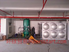 雨水收集回用设备行业标准供应商