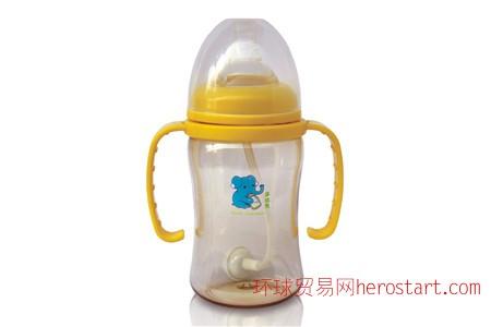 (多比象)宽口防胀气硅胶奶瓶DF-1522