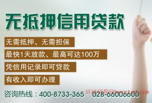 贷款服务-无抵押信用贷款