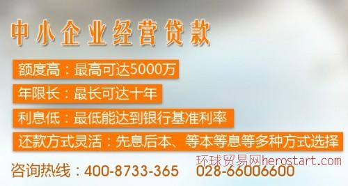 贷款服务-中小企业经营贷款