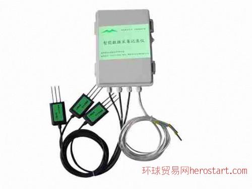 天霖电子TL-01智能多点土壤温湿度记录仪