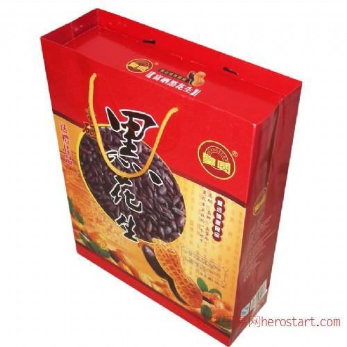 黑花生礼盒送健康送养生产品