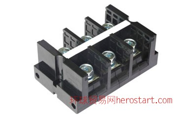 DRTB100-NR导轨式接线端子