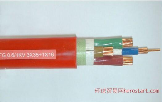 ZR-KVVRP聚氯乙烯绝缘阻燃软屏蔽控制电缆