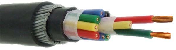 BPYJVP1-3交联铝塑带屏蔽变频器用电力电缆