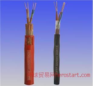 ZR-BPYJVP交联聚乙烯铜丝屏蔽阻燃变频电缆