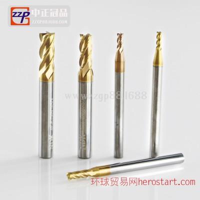 进口铝用钨钢木工切削雕刻螺纹立铣刀 非标硬质开槽数控刀具