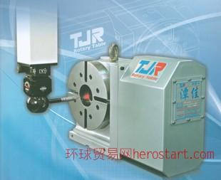 台湾潭佳TJR数控分度盘 AR-125R系列气压式 CNC第四轴 可