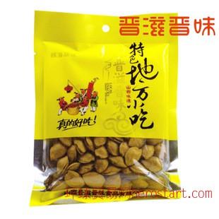 2014年新货厂家大量批发 开口杏仁 杏核130g袋装淘宝分销坚果冠军