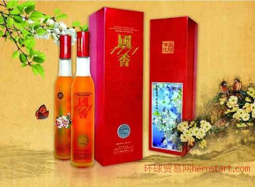 国香1771瓢梨果酒-清香型果酒