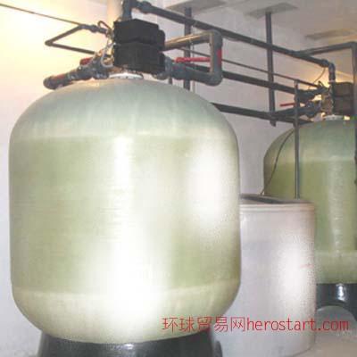 软化水设备安装调试