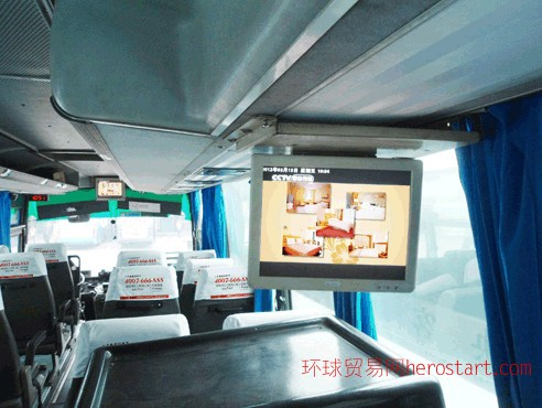 长途客运广告(CCTV移动传媒-快客频道)