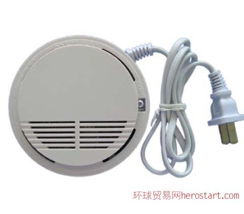 吸顶式220V燃气报警器煤气液化石油气报警器
