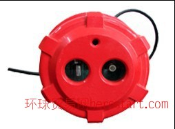 Rise隔爆型智能红紫外复合火焰探测器