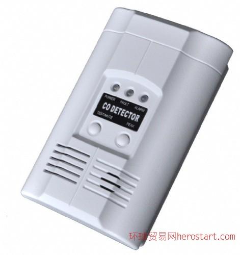 壁挂式一氧化碳报警器