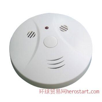 无线联网型火灾烟雾报警器烟雾探测器感烟探测器