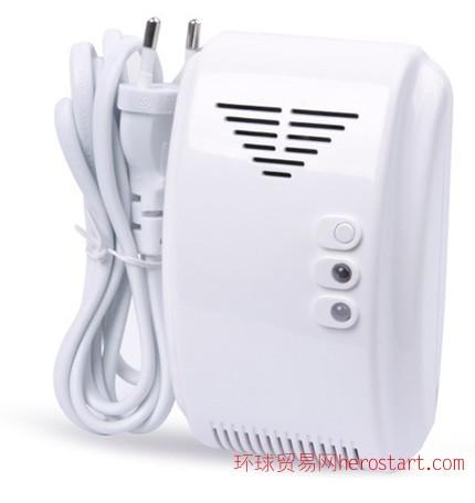 家用壁挂式燃气报警器煤气报警器专利燃气传感器