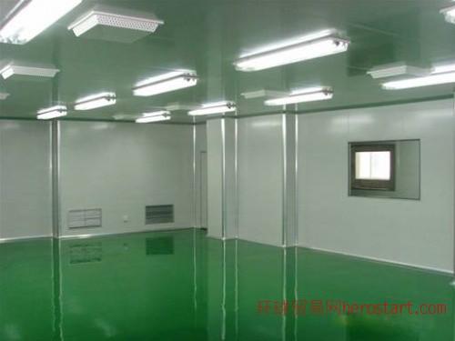 山东净化PVC地坪 铺环氧地坪