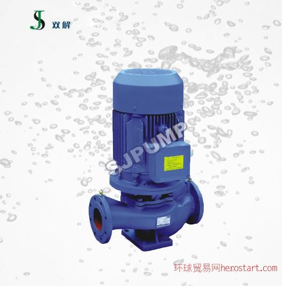 立式管道泵 管道离心泵 离心泵