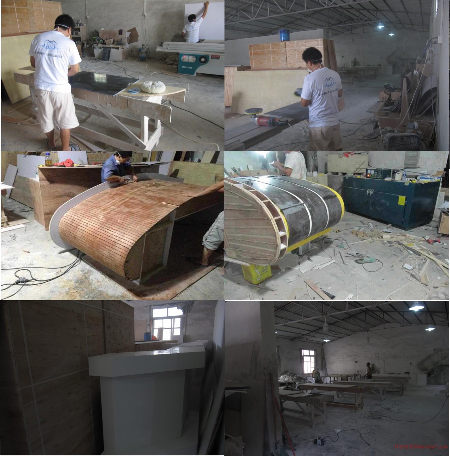 人造石材厂商,微晶石,深圳人造石石英石厨柜