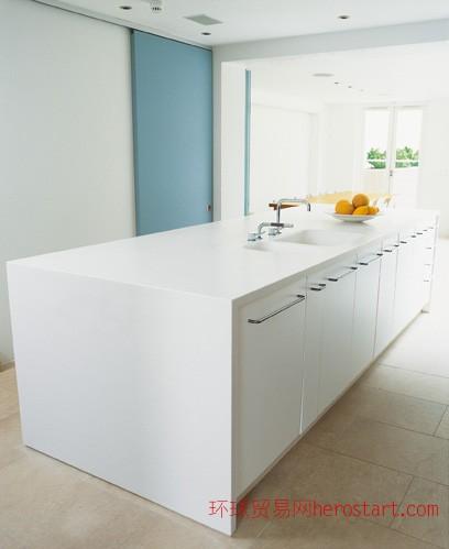 人造石厨房台面,洗手台,柜台,电视台