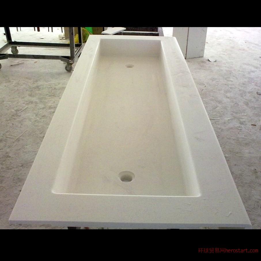 人造石卫浴,人造石洗手盆,人造石洗手台
