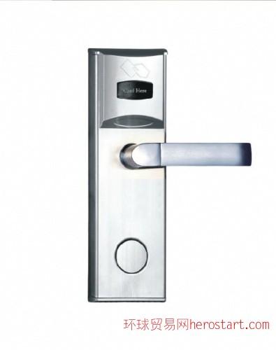 酒店锁 欧款 宾馆锁  IC卡锁 公寓锁A001