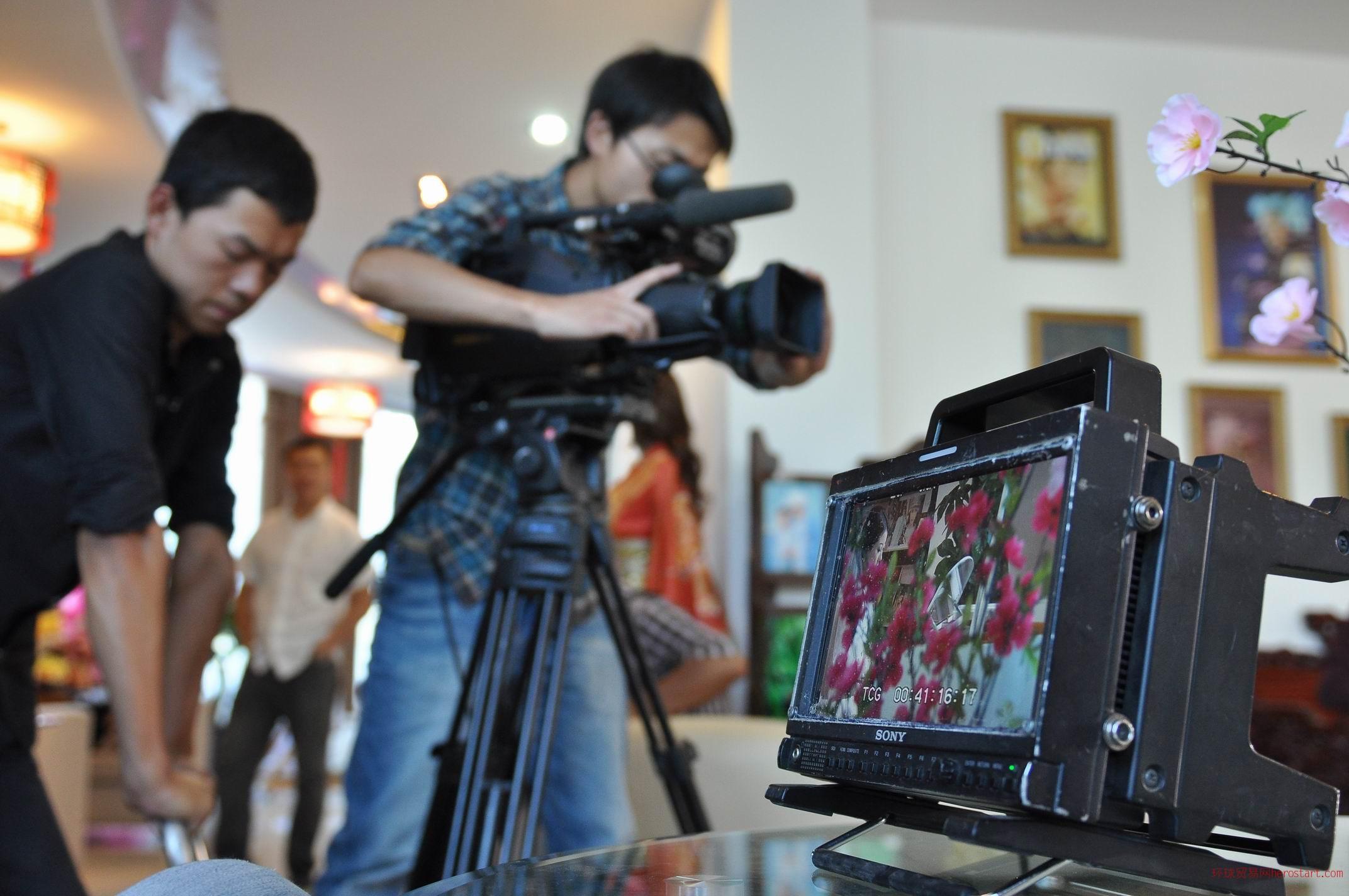 影视制作公司,宣传片拍摄
