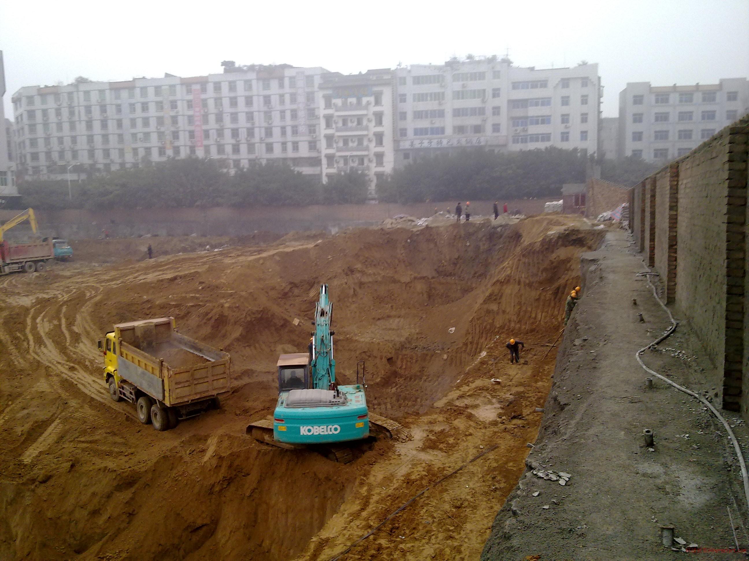 无锡土方工程承包,无锡土石方清运,无锡土方工程
