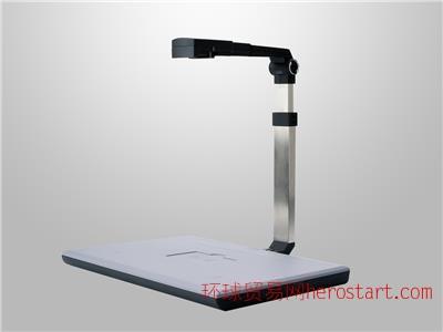 捷易拍JY8004AFC双摄像头带硬地座高拍仪
