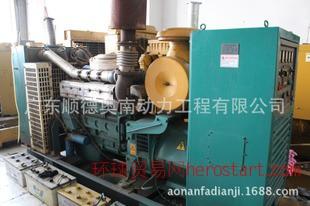 广州柴油发电机出租 出租进口发电机组 大型发电机组出租