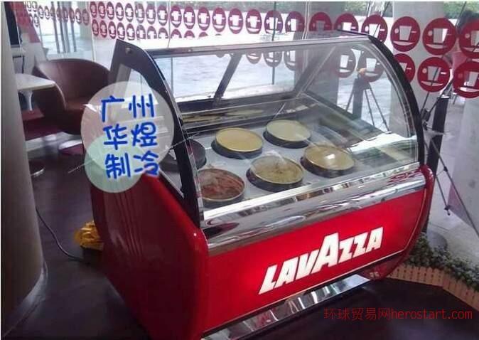 哈根达斯冰淇淋展示柜