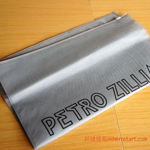 无纺布复合膜环保袋   服装包装袋印刷设计
