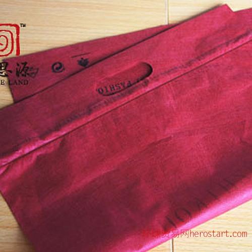 服装包装袋,复合膜包装袋,PE拉骨袋印刷设计