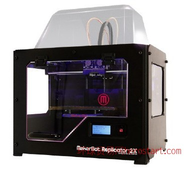 MakerBot 2X桌面型3D打印机