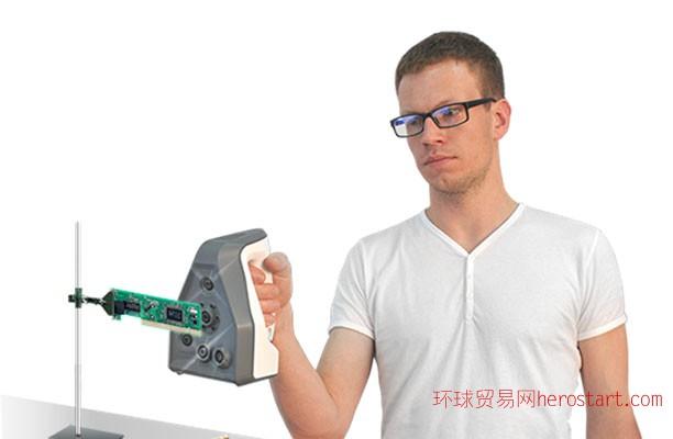 Spider手持式三维扫描仪